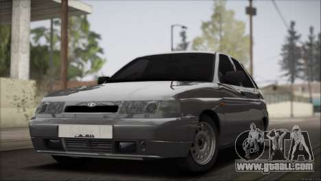 VAZ-2112 for GTA San Andreas left view