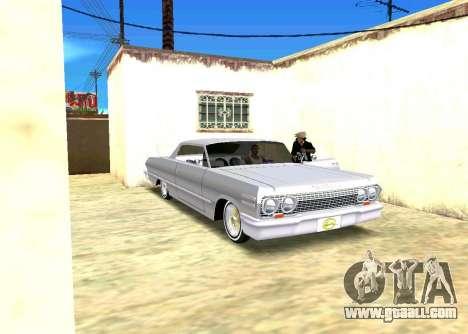 Exchange and Caesar for GTA San Andreas third screenshot