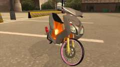Yamaha Mio Soul 2 for GTA San Andreas
