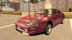 Toyota Supra MKIV for GTA San Andreas