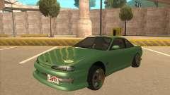 Nissan Silvia S14 Kouki Hellaflush V2 for GTA San Andreas