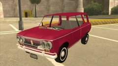 Fiat 1500 Familiar for GTA San Andreas