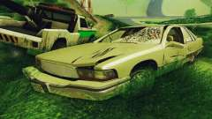 Buick Roadmaster Broken for GTA San Andreas
