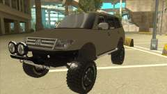 Mitsubishi Montero EDVARD [ERICK] for GTA San Andreas