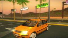 Fiat Panda Taxi for GTA San Andreas