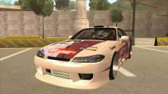 S15 K-ON Itasha for GTA San Andreas