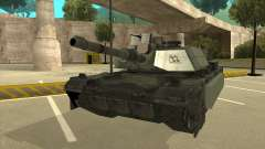 M69A2 Rhino Bosque for GTA San Andreas