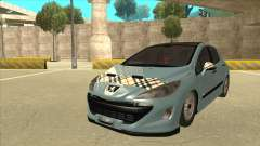 Peugeot 308 Burberry Edition for GTA San Andreas