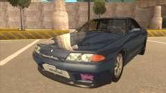 Nissan Skyline GT-S32 Drifter Edition for GTA San Andreas