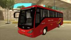 KINGLONG XMQ6126Y - Rural Tours 2780 for GTA San Andreas