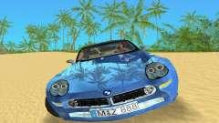 BMW Z8 for GTA Vice City