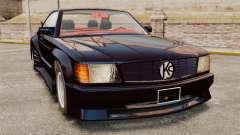 Mercedes-Benz C126 500SEC