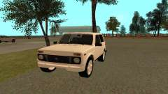 VAZ 21213 Niva SUV for GTA San Andreas