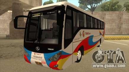 Kinglong XMQ6126Y - GL Trans 559 for GTA San Andreas
