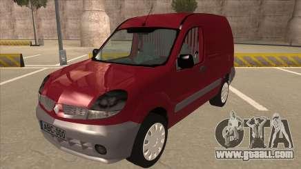 RENAULT KANGOO v1 for GTA San Andreas