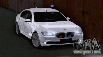 BMW 750i FSB for GTA San Andreas