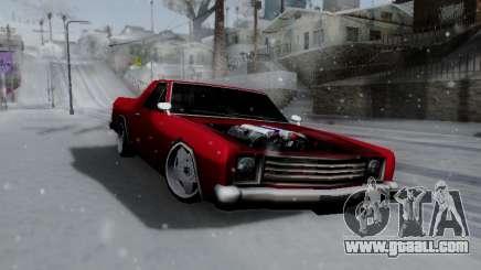 Picador V8 Picadas for GTA San Andreas
