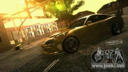 Toyota Supra TRD for GTA Vice City
