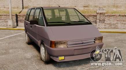 Renault Espace I 2000 TSE for GTA 4