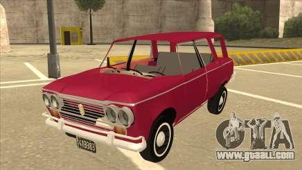 Fiat 1500 Familiar for GTA San Andreas
