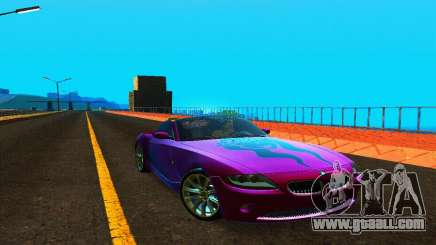BMW Z4 2005 for GTA San Andreas