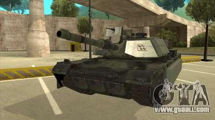 M69A2 Rhino Bosque for GTA San Andreas