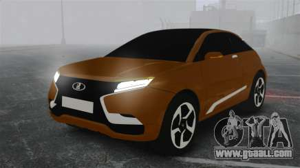 Lada XRay Concept for GTA 4