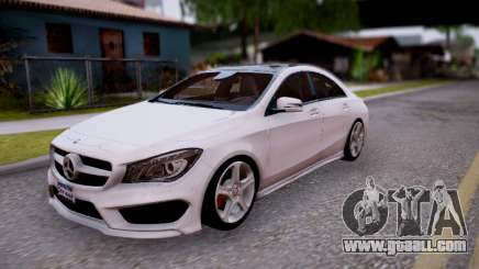 Mercedes-Benz CLA 250 for GTA San Andreas
