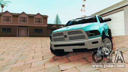 Dodge Ram 2500 HD for GTA San Andreas