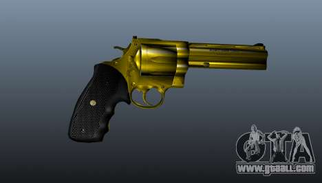 Revolver Colt Anaconda v2 for GTA 4 third screenshot