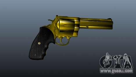 Revolver Colt Anaconda v2 for GTA 4 third screenshot