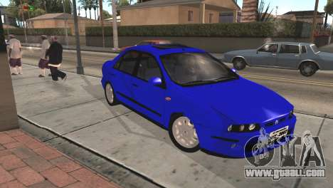 Fiat Marea Sedan for GTA San Andreas right view