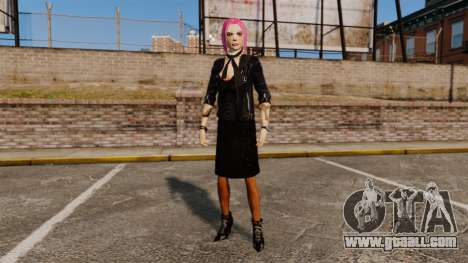 New clothes the girl's Nico for GTA 4 third screenshot