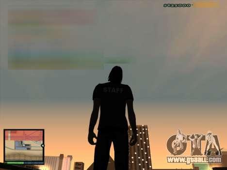 MFGTAVH V.2.0F for GTA San Andreas second screenshot