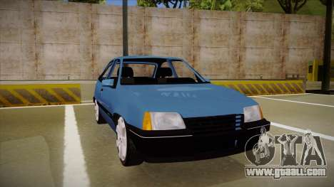 Chevrolet Kadett for GTA San Andreas left view
