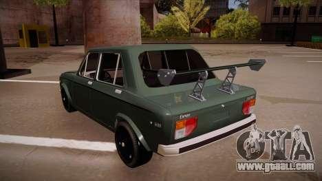 Zastava 128 Turbo for GTA San Andreas right view