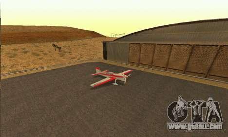 Stunt GTA V for GTA San Andreas left view