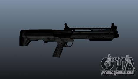 Kel-Tec KSG shotgun 12 v1 for GTA 4 third screenshot