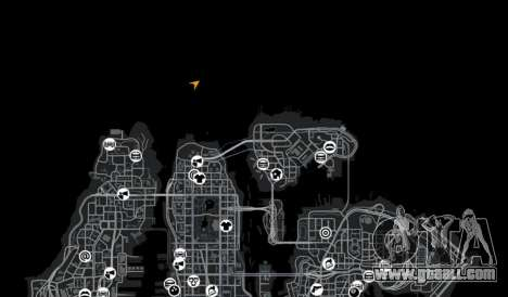 Snowy location Sakina for GTA 4 tenth screenshot