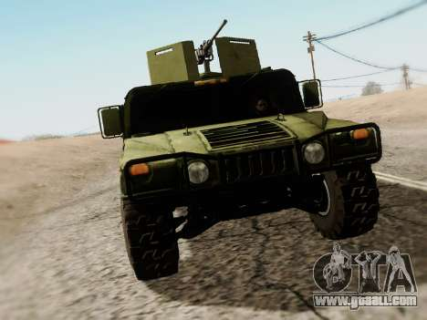 Humvee Serbian Army for GTA San Andreas