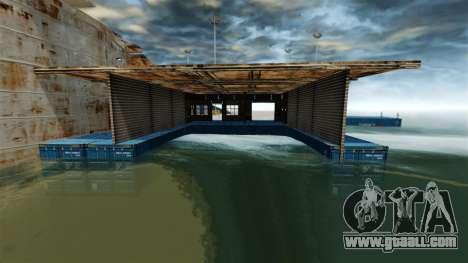 Naval Base for GTA 4 third screenshot