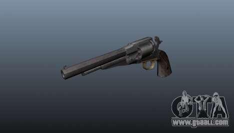 Remington revolver v2 for GTA 4
