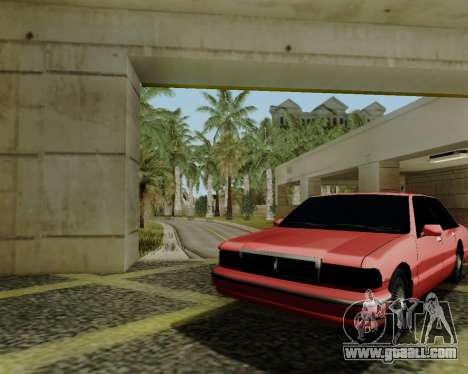 Toned Premier for GTA San Andreas