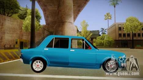 Zastava 128 1990 for GTA San Andreas back left view