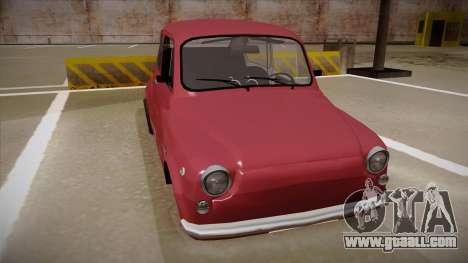 Zastava 750 for GTA San Andreas left view