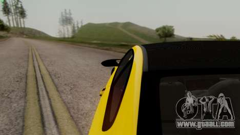 BMW M3 E92 Hamann for GTA San Andreas side view