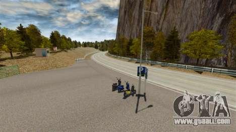 Location Of Okutama FZC for GTA 4 eighth screenshot