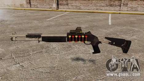M1014 shotgun v3 for GTA 4 third screenshot