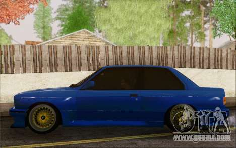 BMW M3 E30 Stance for GTA San Andreas right view