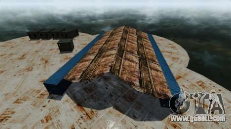 Naval Base for GTA 4 fifth screenshot